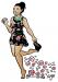 quickone-flowergirl