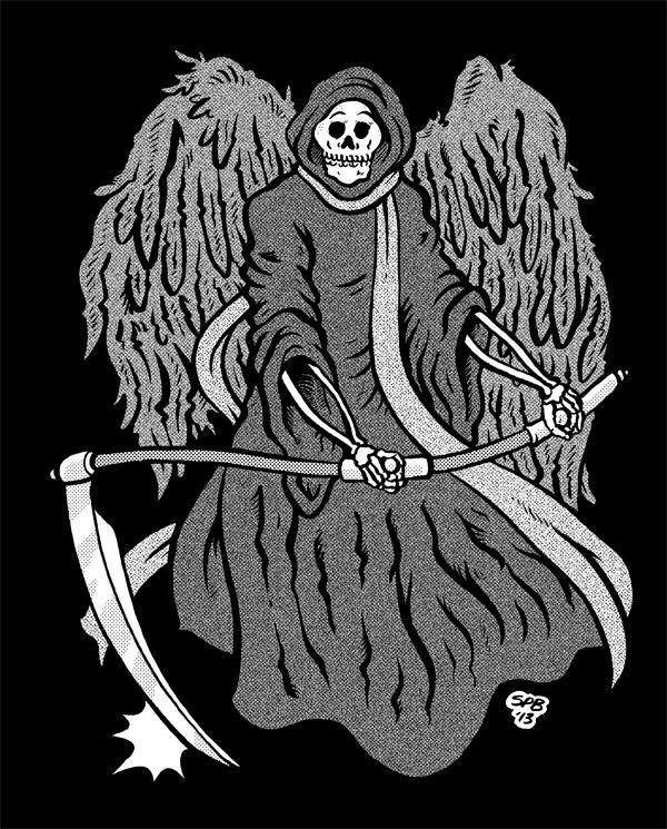 death-web