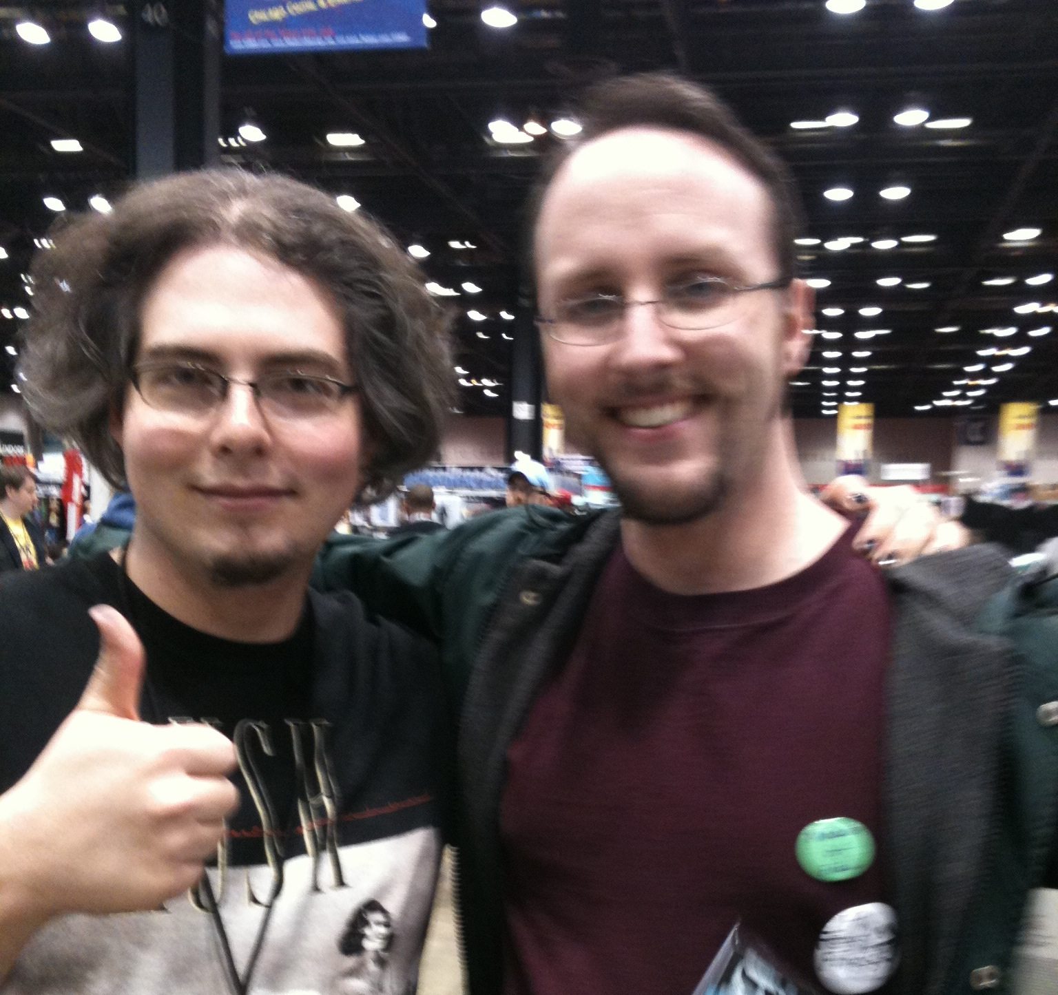 foto de Cool Pictures from C2E2 2011 Chronolog SPBURKE