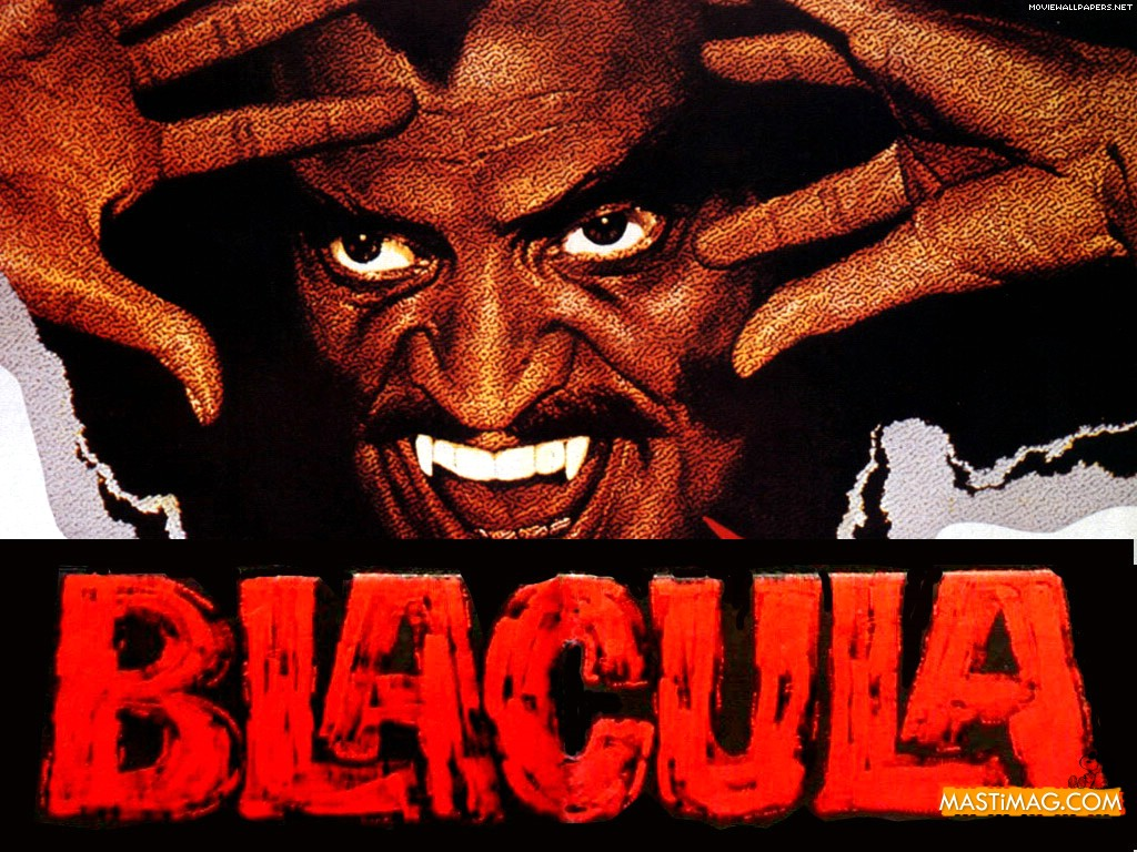 "Then again Blacula showing up in ""Twilight"" would be the greatest twist ever."