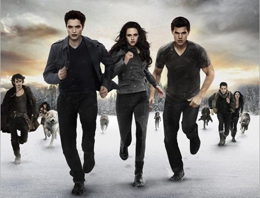 Run away!  We're free!  Free from this God forsaken franchise!
