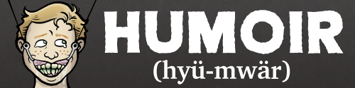 "It's pronounced ""(hyü-mwär)"""