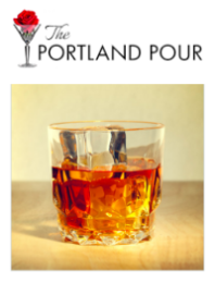 Portland cocktail blog featuring recipes using only Northwest liquors